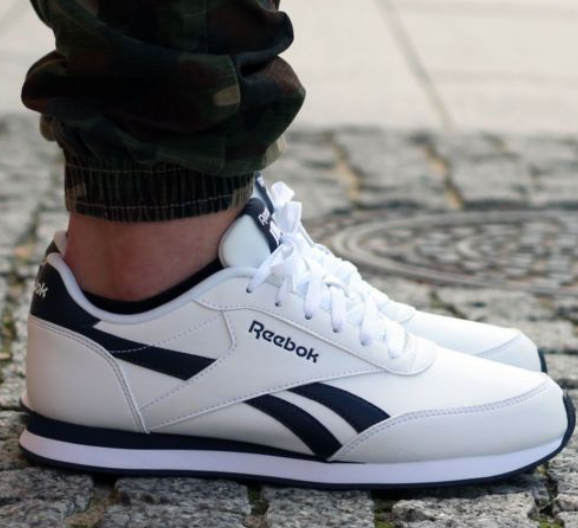 f0bb35f18 Home / Brands / Reebok / REEBOK ROYAL CL JOG 2L WHITE